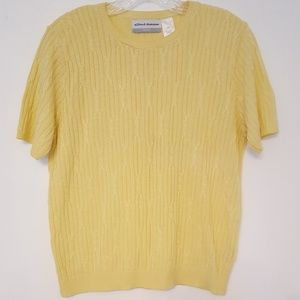 Alfred Dunner Petite Pullover Sweater